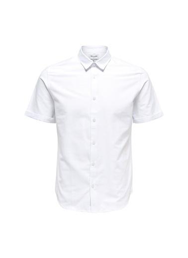 Only & Sons Gömlek Beyaz